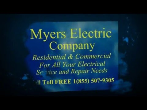 Myers Electric Company; Emergency Electrician Electrical Service Repair in San Bernardino CA 92418