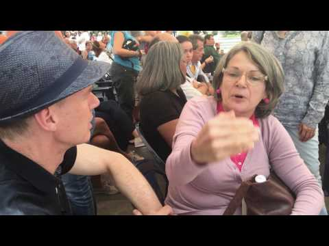 BBC HARDtalk on the road in Venezuela