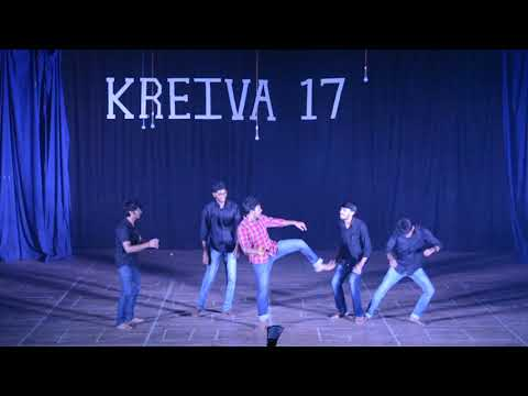 Energetic South Dance | Kreiva 2k17