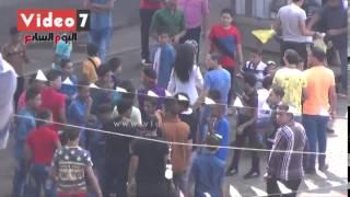 التحرش الجنسى فى عيد الفطر 2014 بمصر