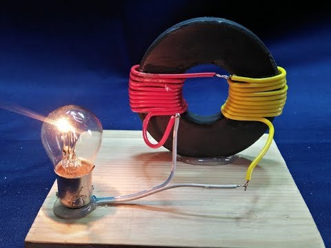 free-energy-generator-magnet-coil-100%-real-new-technology-new-ideas-project
