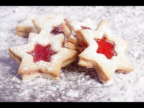 Biscotti Di Natale Ricette Giallo Zafferano.Biscotti Di Natale Alla Marmellata Ricetta It