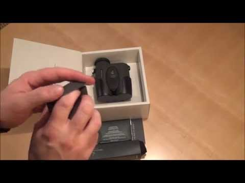 Swarovski laser guide 8x30 unboxing youtube