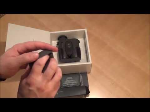 Swarovski Entfernungsmesser Laser Guide 8x30 Gebraucht : Swarovski laser guide 8x30 unboxing youtube