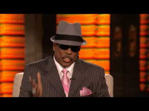 Lopez Tonight - Charlie Wilson Interview - R&B Legend