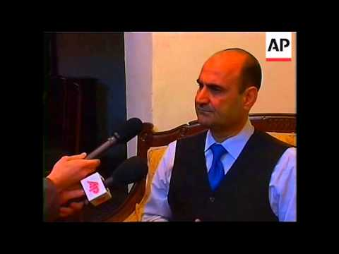 Appeal Court judge Munir Haddad interview, ADDS s'bites