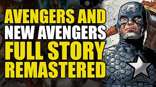 The Collapse Of The Multiverse: Avengers & New Avengers Remastered Full Story | Comics Explained