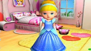 Ava 3D Doll Ава 3Д куклы  игровой мультик для малышей видео для детей   #УШАСТИК KIDS