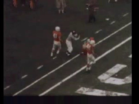 1960 Cotton Bowl-Ernie Davis