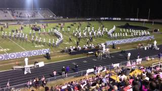 East Coweta Marching Indians 2014
