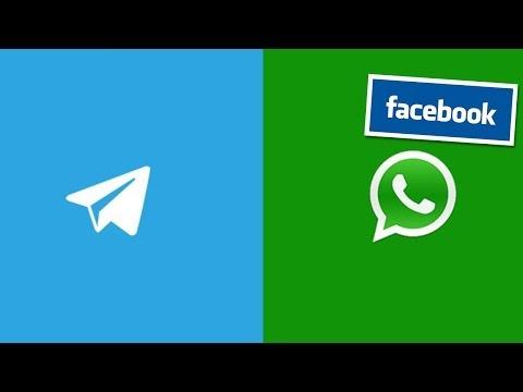 Whatsapp vs. Telegram