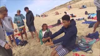 UCPA Surf Camp - Le Porge Océan (2015)