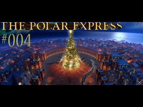 Weihnachtsspecial! Der Polarexpress #004 Nordpool City!