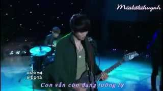 [Vietsub][Perf] I'm Sorry - Jin Yoo Jin ( Jinwoon 2AM) @Dream High 2 cut ep 15
