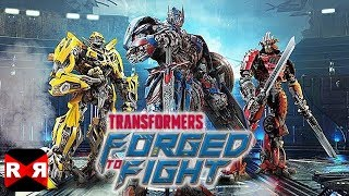 The Last Knight Event Missions - TRANSFORMERS: Forged to Fight - Gameplay Part 1