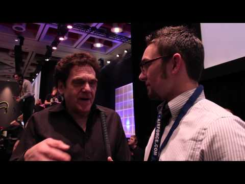 Charles Fleischer, the craziest  EVER.  SLC ComicCon X 2014