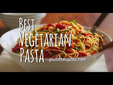 Best Vegetarian Pasta recipe