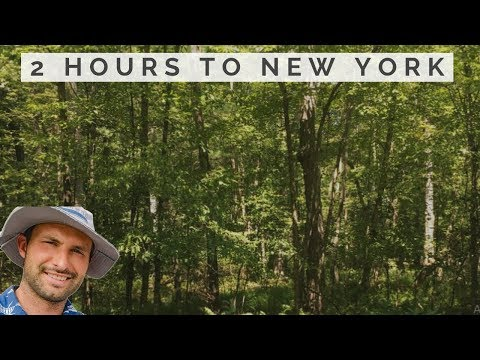 Two Hours To New York City, Land For Sale