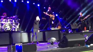 Sam Smith Thetford Forest - Life Support FRONT ROW