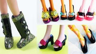 DIY: Zapatos, Botas, Tacones y Zapatillas con Silicona Caliente