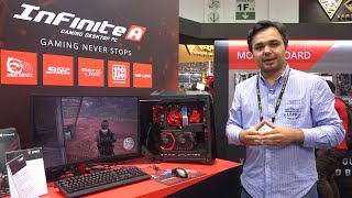 MSI'ın yeni oyun bilgisayarı: Infinite A