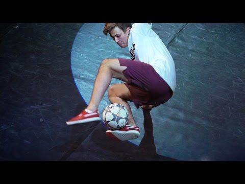European Freestyle Football Championship 2016   Tek Neek