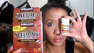 Insomniac Review: Kirkland's Signature Sleep Aid