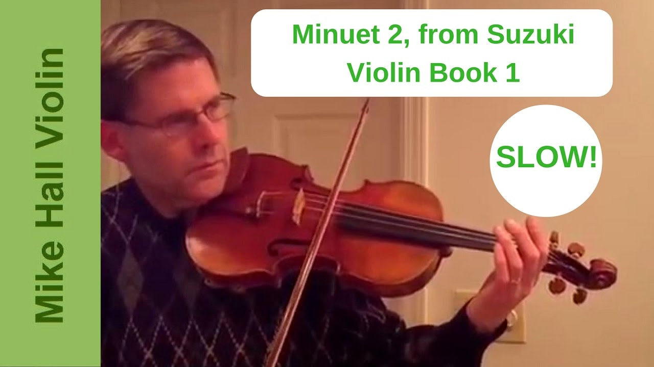 Suzuki Violin Youtube