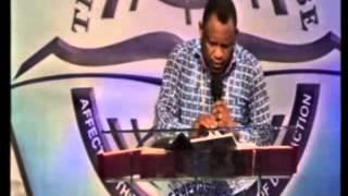 Rev. (Dr) Joshua Talena sermon on DIVINE JUSTICE & VENGEANCE