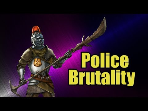 Police Brutality at SL 70   | Dark Souls 3 Stream