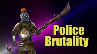 Police Brutality at SL 70   | Dark Souls 3 Stream