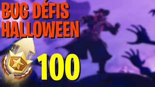 HALLOWEEN FREE DEFIS DEFIS BUG FORTNITE