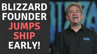 Blizzard Founder CUTS TIES Completely! Mike Morhaime Bails