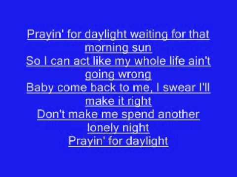 Rascal Flatts- Prayin For Daylight