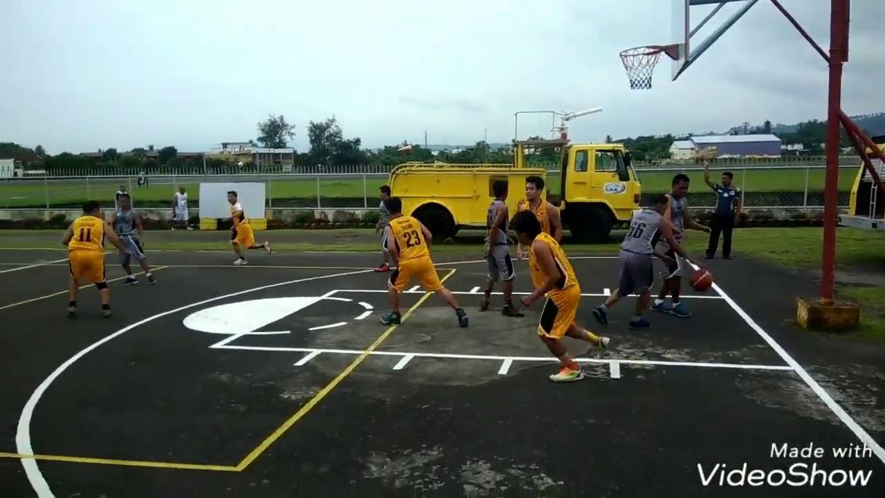 Masbate Airport vs. Legaspi Airport