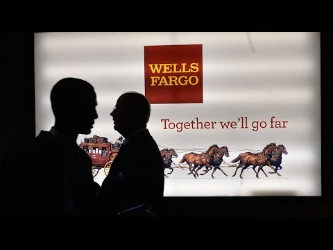 Activists protest Wells Fargo for providing loan for Dakota Access Pipeline
