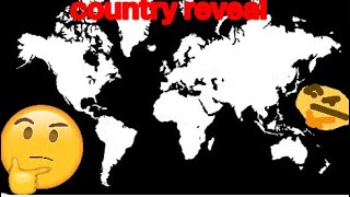 Real Country Reveal…