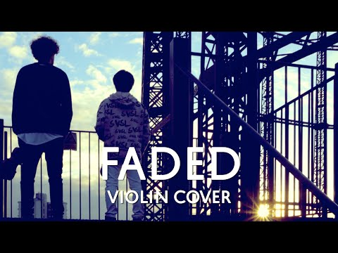 ALAN WALKER - FADED - Violin Cover by Momento 2020