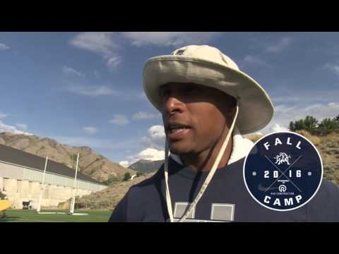Utah State Fall Camp Video Recap Following Practices on Monday, Aug. 15