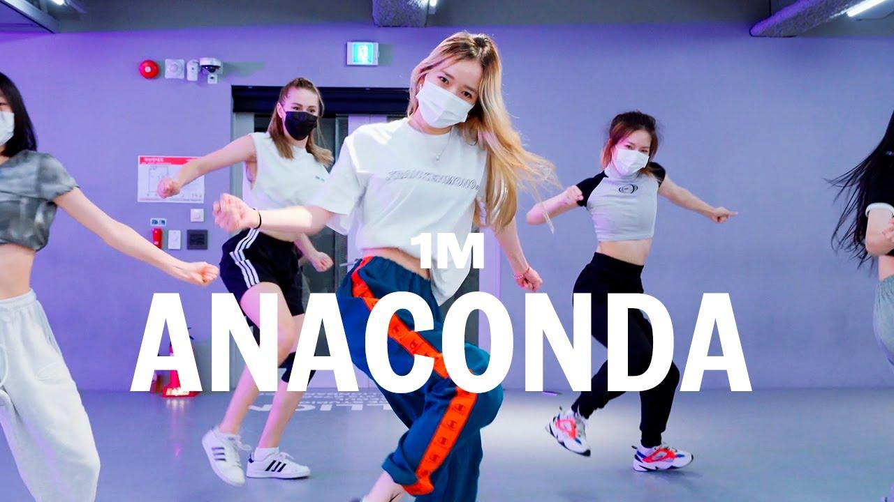 Nicki Minaj - Anaconda / Learner's Class