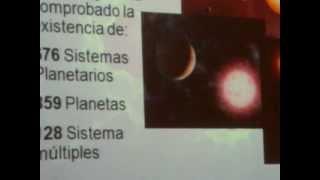 (2/3)Charla: Historias de Planetas y Exoplanetas, Sábado 19 de enero- Planetario de Medellín