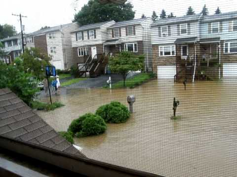 Irene: The Morning After, Bethlehem PA, 2 of 2