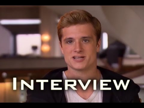 Exclusive Interview | Catching Fire - The Love Triangle (Katniss, Peeta and Gale)