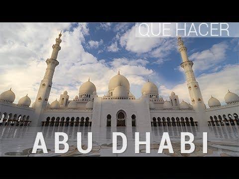 QUE HACER EN ABU DHABI EN UN DIA