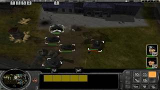 Codename: Panzers Phase Two MOD: Phase Three gameplay