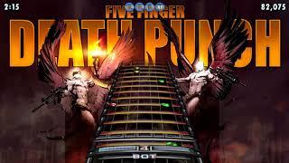 Five Finger Death Punch - Burn Mf (Drum Chart)