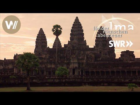 Angkor | Steinerndes Herz Der Khmer - Länder Menschen Abenteuer (SWR)
