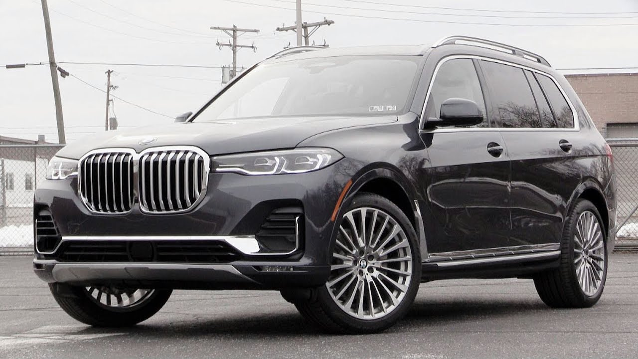 2019 BMW X7: Review