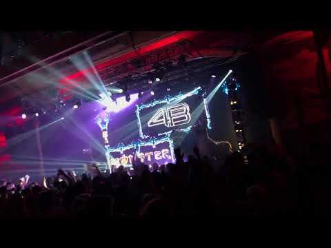 4B Overload Tour Full Set 3/17/18