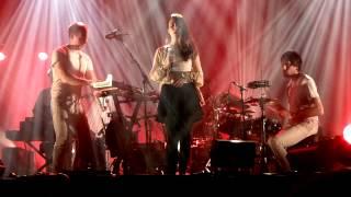 Caribou et Jessy Lanza - Second Chance - Paris Pitchfork